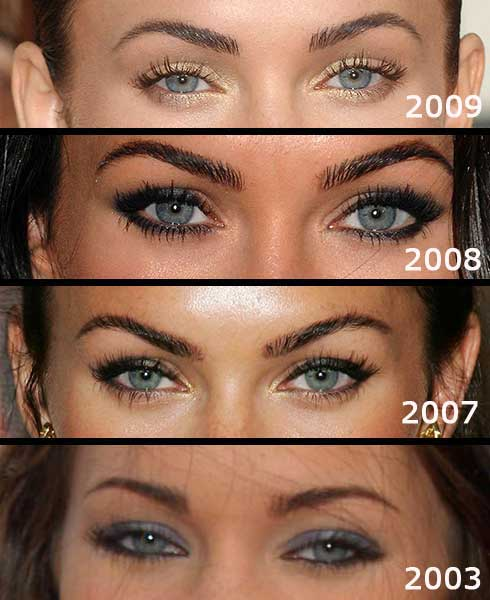 Megan Fox's Eyebrows